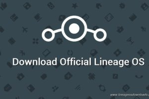 Download official Lineage OS ROM