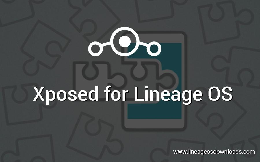 xposed for lineage os
